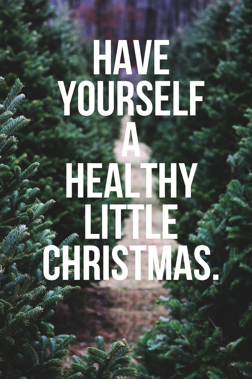 Healthy Christmas JustStopEatingSoMuch.com